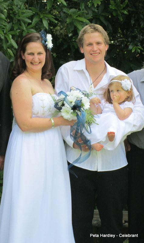 Peta Hardley Wedding Celebrant