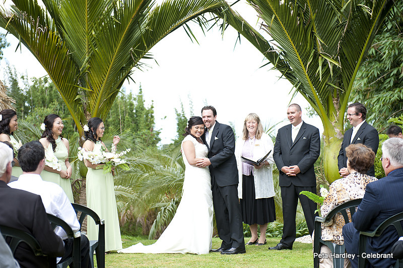 Peta Hardley Auckland Marriage Celebrant Casabella Kumeu