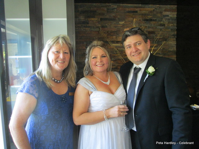 Jeanette & Richard @ Flaxmere House