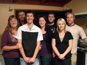 Peta Hardley's Lovely Family